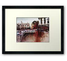 Opera Garnier Framed Print