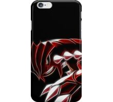 Groudon iPhone Case/Skin