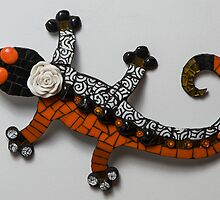 11 by Julee Latimer Mosaics