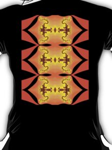 an oriental look somehow, patterns so inspiring T-Shirt