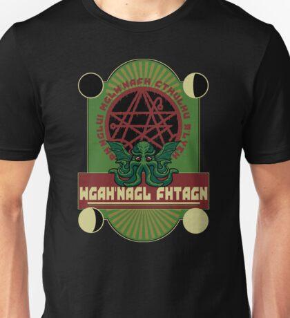 Cthulhu Propaganda Unisex T-Shirt