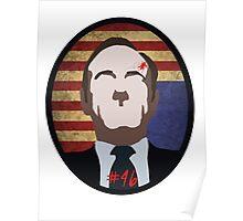 President #46 Poster