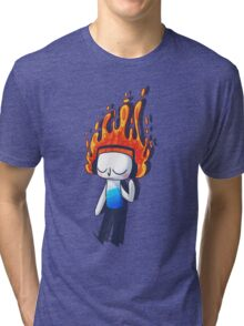 Relaxin to the Music Tri-blend T-Shirt