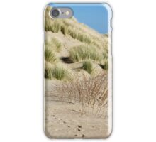 Vertical Dunes iPhone Case/Skin