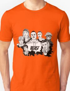 Sidemen - All The Boys Unisex T-Shirt