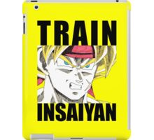 Bardock Trains Insaiyan iPad Case/Skin