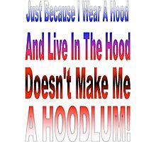 Hoodlum Photographic Print