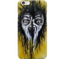A Moment's Fear iPhone Case/Skin