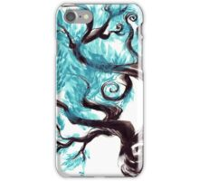 Blue Tree iPhone Case/Skin