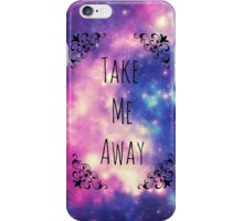 'Take Me Away' iPhone Case/Skin