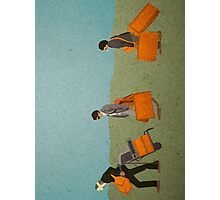 The Darjeeling Limited  Photographic Print