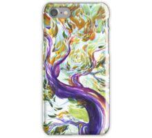 Purple Tree iPhone Case/Skin