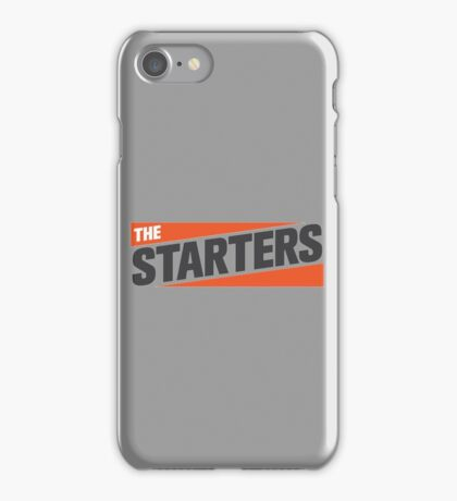 The Starters Logo iPhone Case/Skin