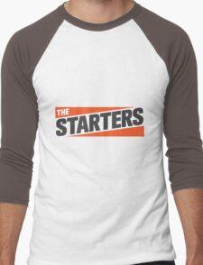 The Starters Logo Men's Baseball ¾ T-Shirt