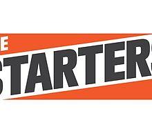 The Starters Logo by memyselfandi135