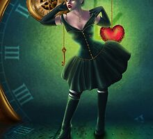 Clockwork Heart by tiffanysrealm