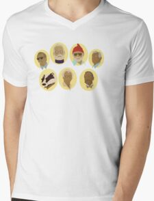 Bill Forever.  Mens V-Neck T-Shirt
