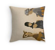 What Kind of Bird Are You? Throw Pillow