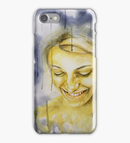 Pluviophile (Lover of the Rain) iPhone Case/Skin