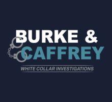 Burke & Caffrey Investigations by waywardtees