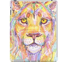 Lion drawing - 2015 iPad Case/Skin