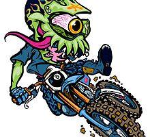 MX Monster by APOCdesign