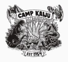 Camp Kaiju Kids Tee