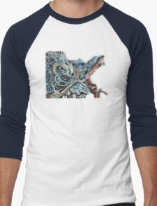 ©DA Dragon IAGP Men's Baseball ¾ T-Shirt