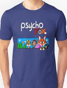 Psycho Fox Shirt T-Shirt