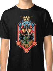 Epic Triforce of the Gods Classic T-Shirt