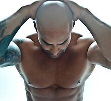 untitled - big roger (torso) by jackson photografix