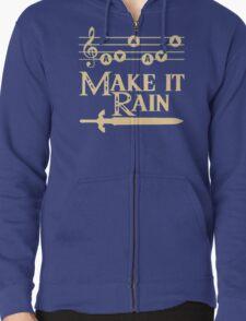 Legend of Zelda- Make It Rain T-Shirt