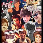 Ashton Irwin Collage by Kawooza