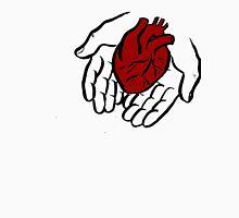 Heart in Hands Unisex T-Shirt
