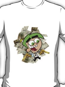 Cosmo - Fairly Odd Parents T-Shirt
