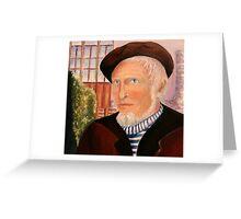 Jean-Louis Getaz (2) Greeting Card