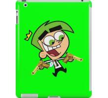 Cosmo - Fairly Odd Parents iPad Case/Skin