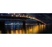 Auckland City Panorama Photographic Print
