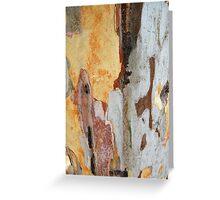 Bark Art 1 Greeting Card