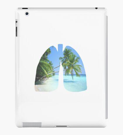 Paradise Lungs iPad Case/Skin