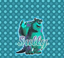 Sully - Monsters Inc. by GuyKitchener