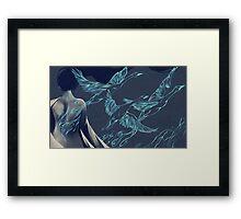 Hymn Framed Print