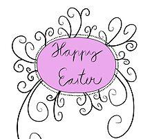 Happy Easter by ywanka