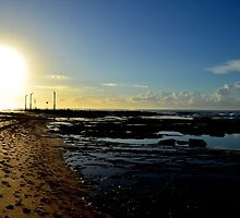 Mona Vale Beach Morning by D-LOVE