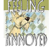 """feeling annoyed"" by valeria moldovan"