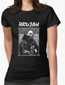 Retro Brujah Womens Fitted T-Shirt