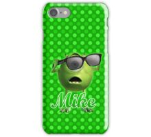 Mike - Monsters Inc. iPhone Case/Skin