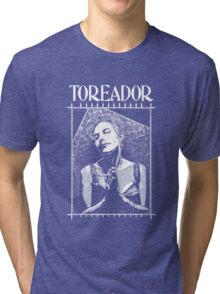 Masquerade Clan: Toreador Retro Tri-blend T-Shirt
