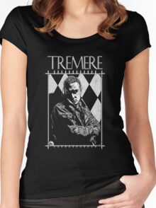 Retro Tremere Women's Fitted Scoop T-Shirt