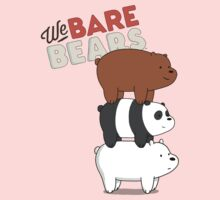We Bare Bears - Cartoon Network Kids Tee